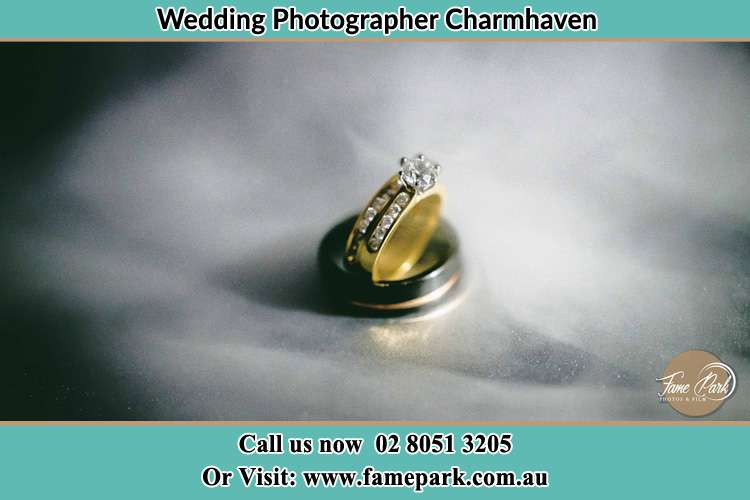 Photo of the wedding ring Charmhaven NSW 2263