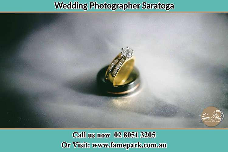 Photo of the wedding ring Somersby NSW 2250