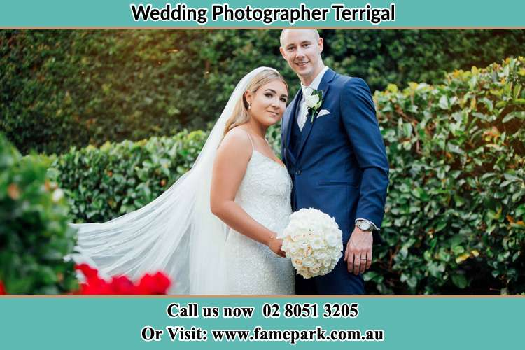 Photo of the Bride and the Groom Terrigal NSW 2260