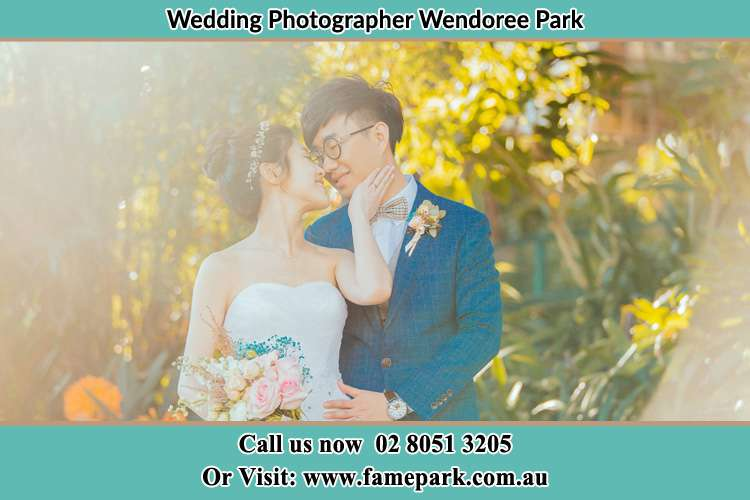 Photo of the Bride and the Groom Wendoree Park NSW 2250