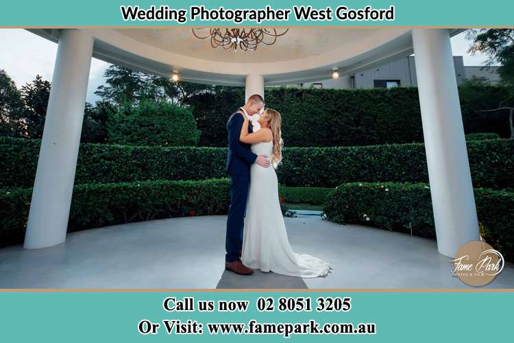 Photo of the Groom and the Bride dancing West Gosford NSW 2250